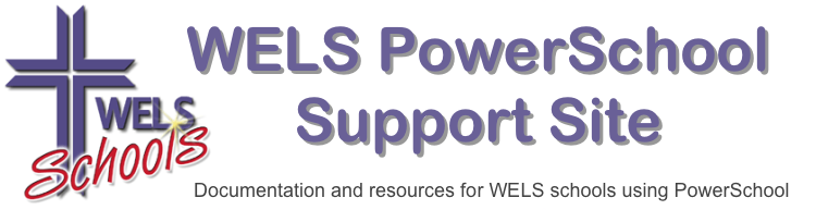 WELS PS Support